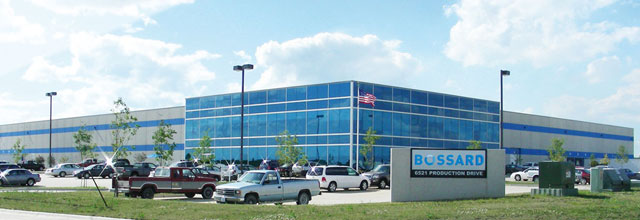 Bossard North America, Headquarter Cedar Falls