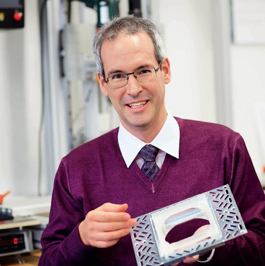 Andreas Blättler, Engineering Consultant, Bossard Schweiz
