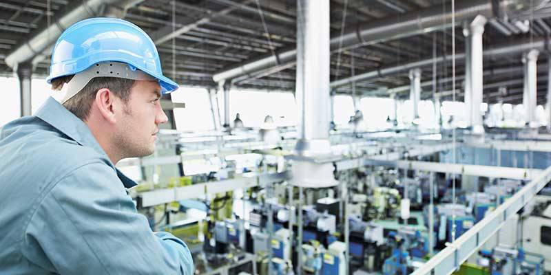Smart factory logistics Bossard key visual blog