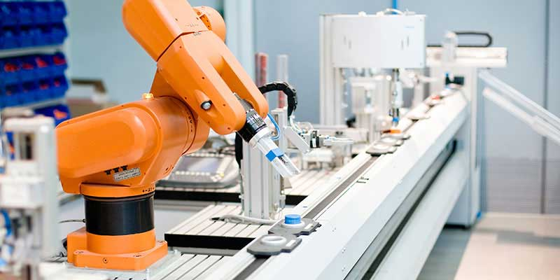 Production robot