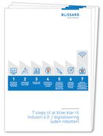 7 steps til at blive klar til Industri 4.0 / digitalisering (uden robotter) ebog