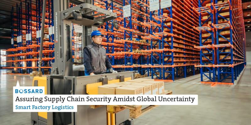 Assuring Supply Chain