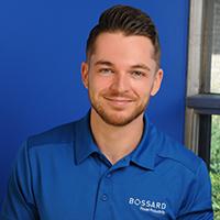 Dean Camilli-Bossard Canada Warehouse Supervisor