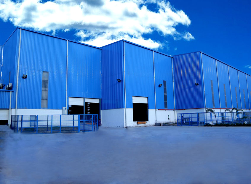 Bin Logistics Center