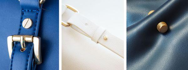 Viteria e componenti per il settore moda