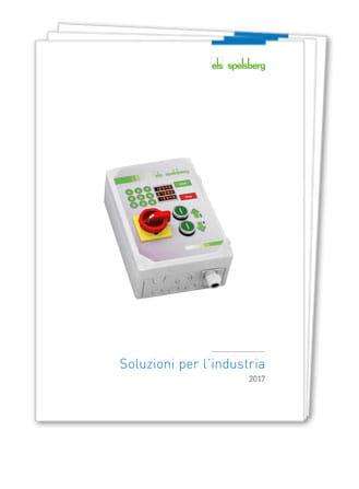 Spelsberg brochure  - Soluzioni per l'Industria