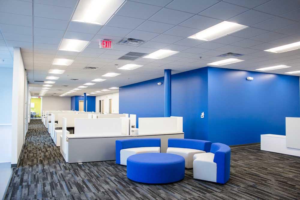 Phoenix office area