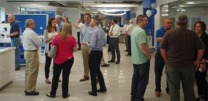 Boston grand opening event