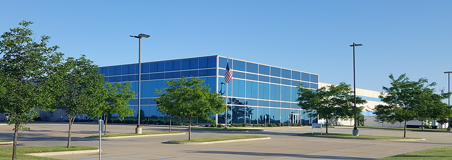 Bossard United States Headquarters - Cedar Falls Iowa