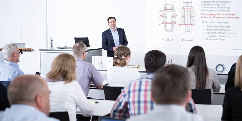 Bossard seminar - læs om vores seminarer