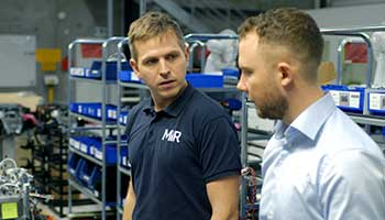 MIR øger produktiviteten med innovative løsninger fra Bossard