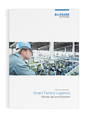 Smart Factory Logistics brochure