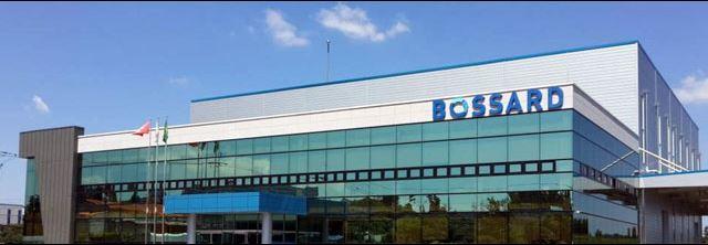 New Office and Warehouse Bossard Korea