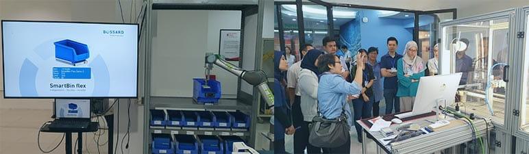 Malaysian Smart Factory 4.0 Lab