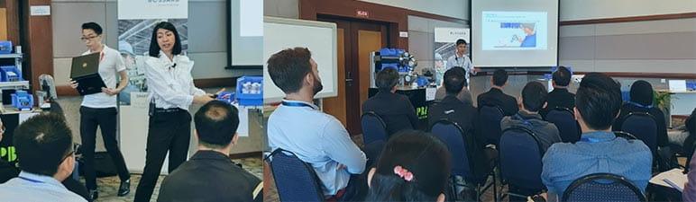 Bossard Workshop at PMECX