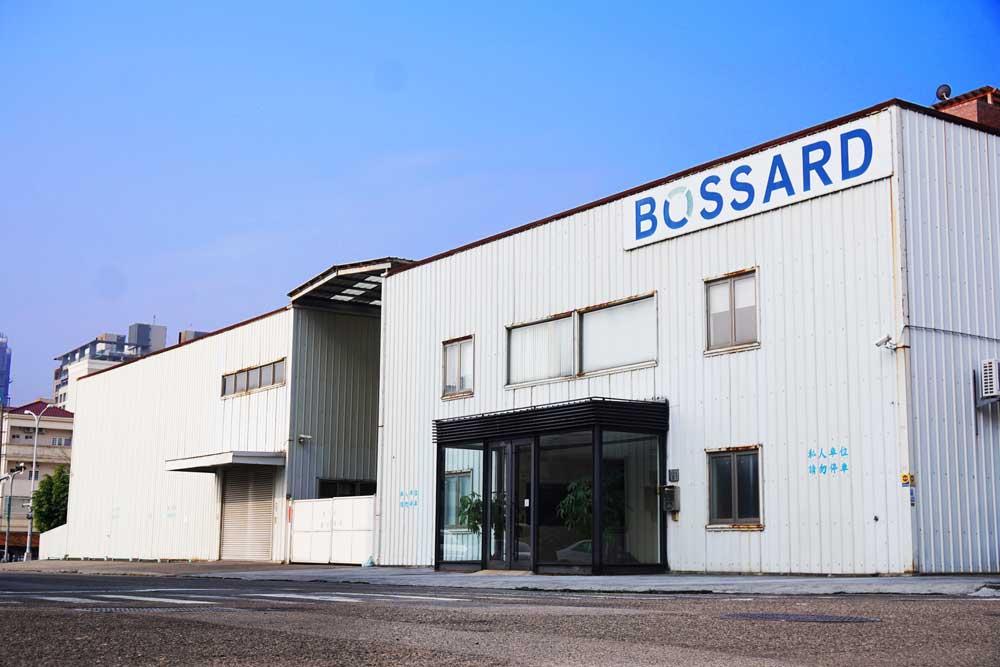 Bossard Taiwan Building