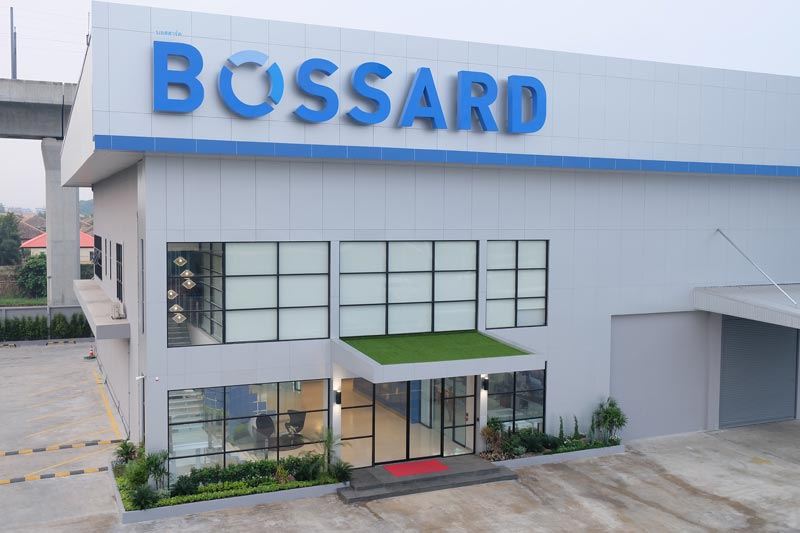 Technology and logistic center Thailand
