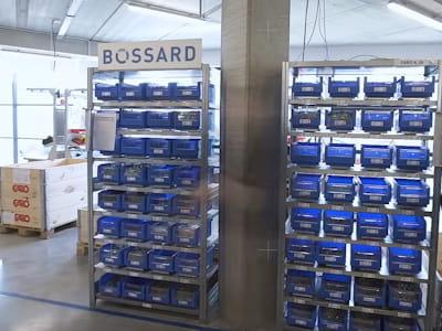 System Bossard SmartBin w Garo Polska