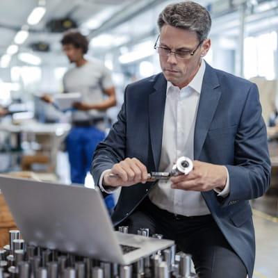 Projektowanie połączeń śrubowych w produkcie