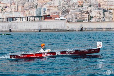 AGH Solar Boat Baśka