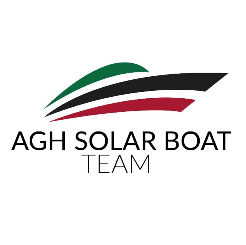 Logo AGH Solar Boat Team