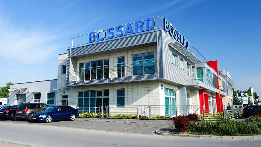 Bossard Poland Radom siedziba
