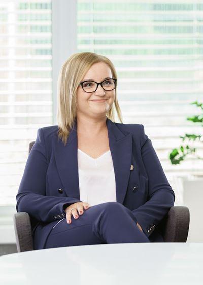 Milena Gregorczyk, General Manager, Bossard Poland