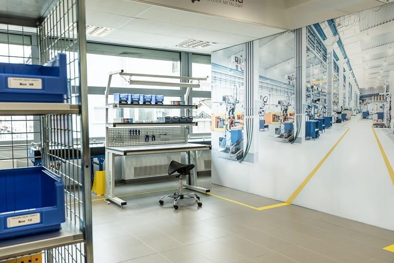 Laboratorium Badań i Analiz Logistycznych LogLab na Uniwersytecie Szczecińskim
