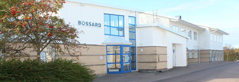 Bossard Sweden byggnad