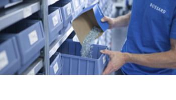 Besparende logistikløsninger