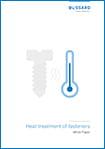 heat treatment of fasteners