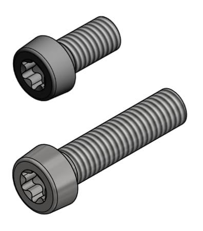 Screws stainless steel