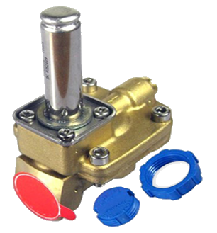 Valve for freight containers