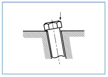Head soundness screw fastening