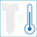 Heat treatment of fasteners