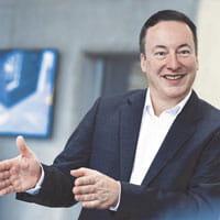 Mark Maibom, Johann Borgers GmbH