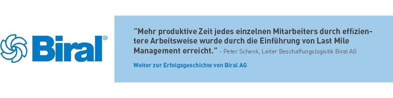 Biral Statement