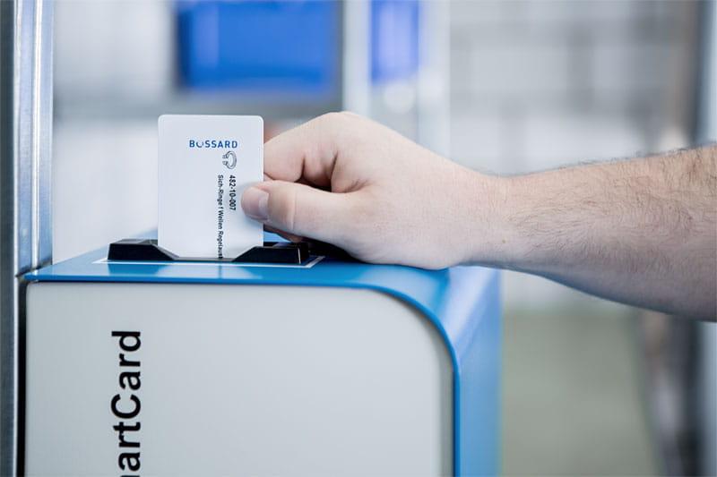Bossard SmartCard