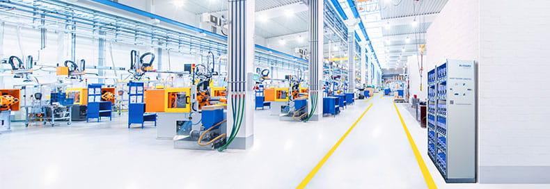 Smart Factory Logistics Systems