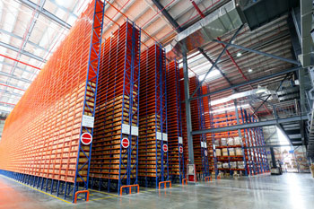 New Bossard China Warehouse