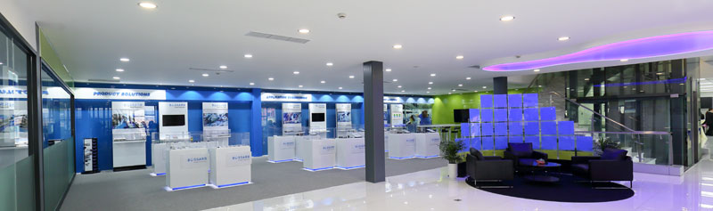 New Bossard China Office