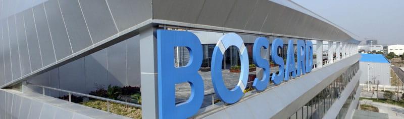 Headquarter Bossard China, Shanghai