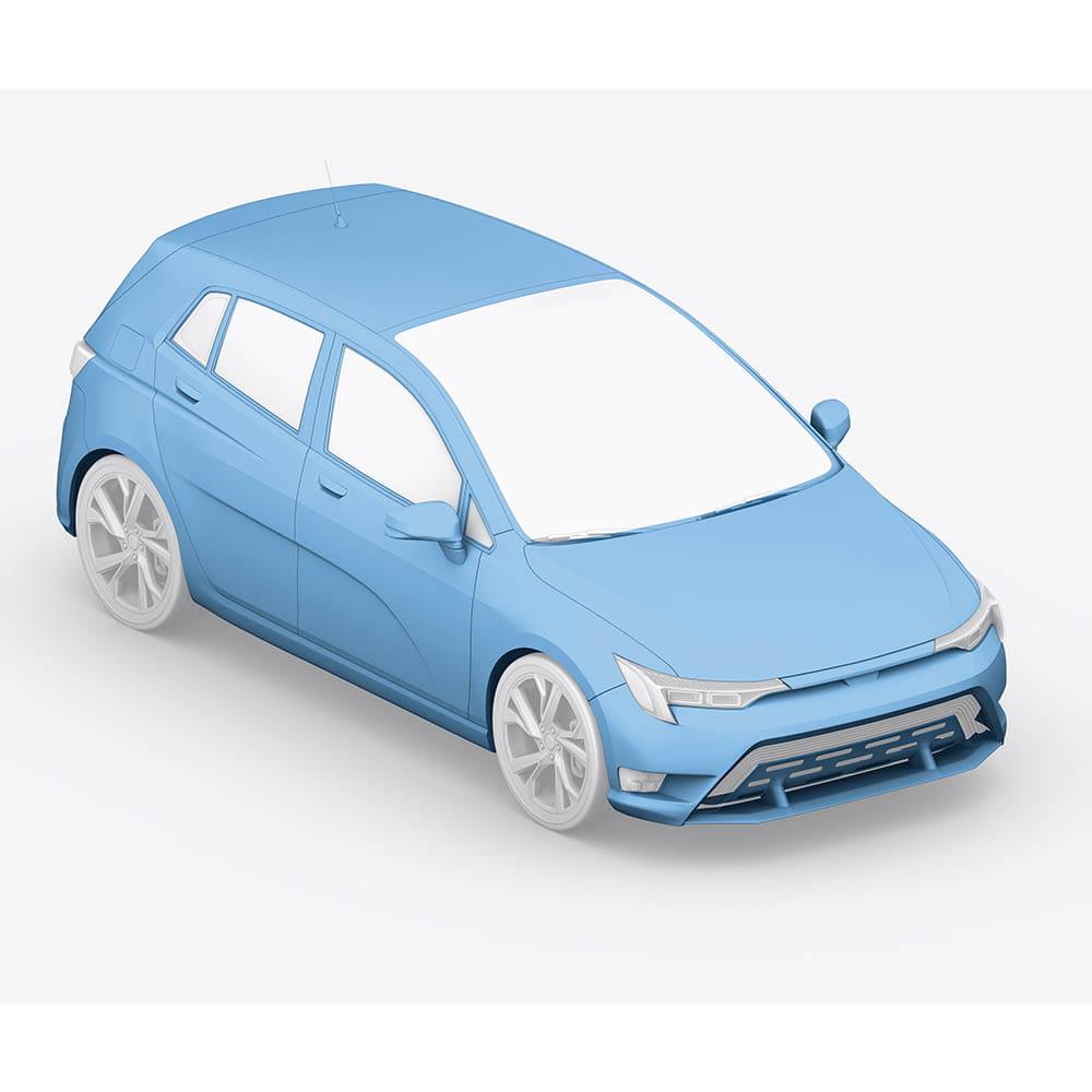 Electric Vehicle Exterior