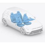 Electric Vehicle Interior