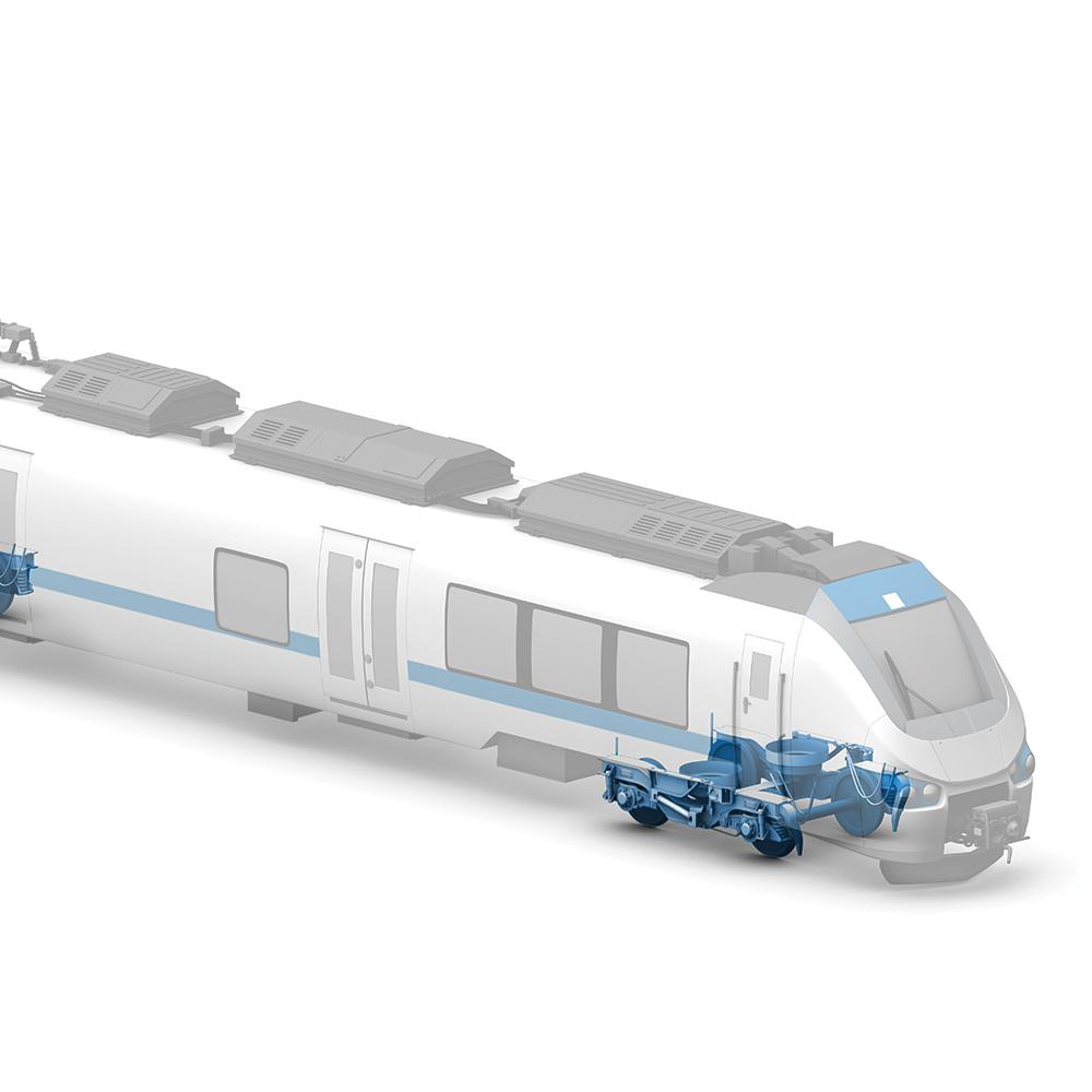 Bogie in Rail Vehicles