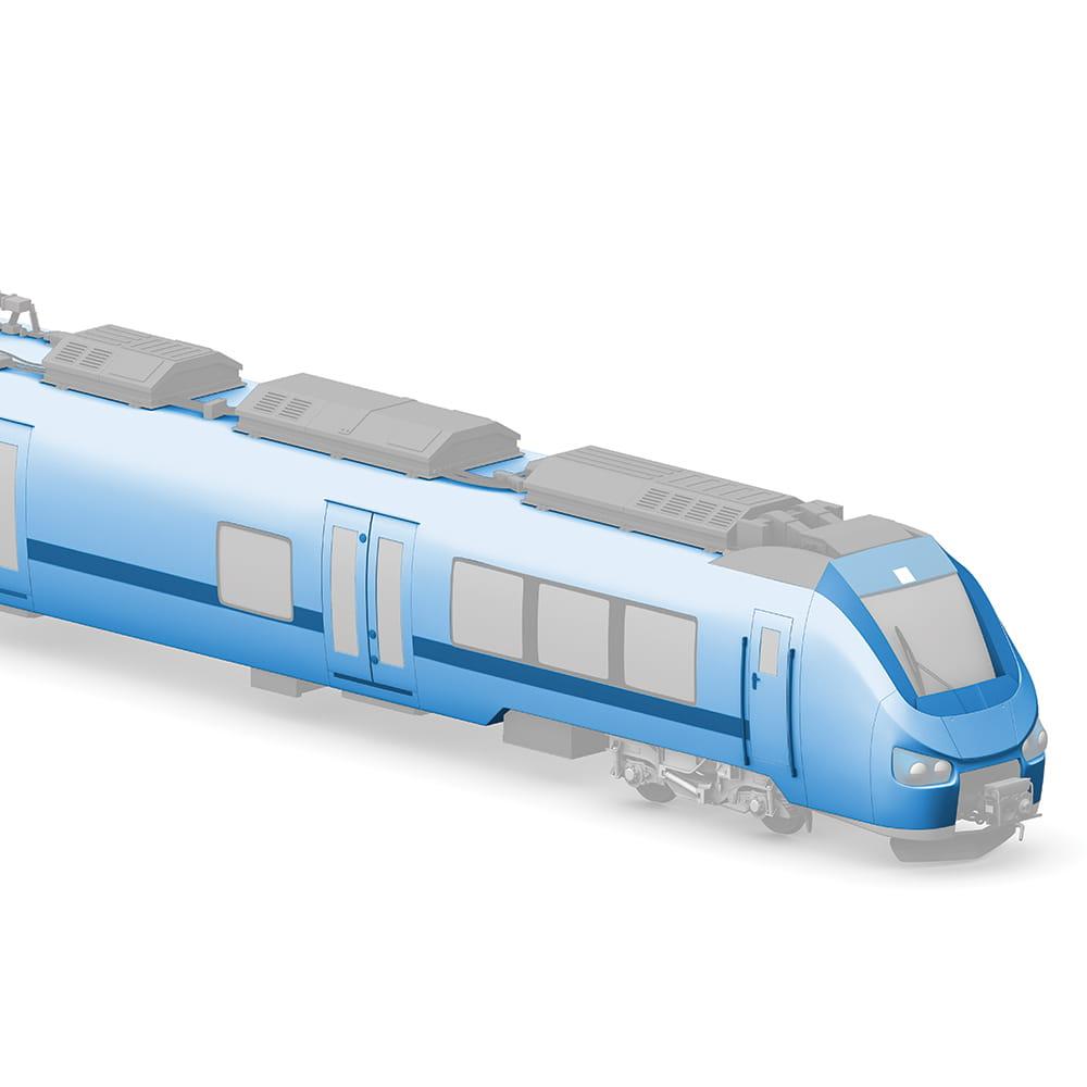 Railcar Body