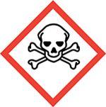 Giftigt symbol