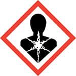 Sundhedsskadeligt symbol