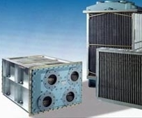 Coated charge air coolers in many sizes